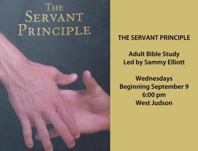 Servant Principle